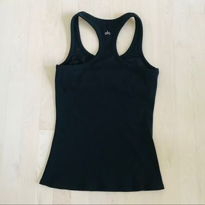 Black Alo Tank Top!